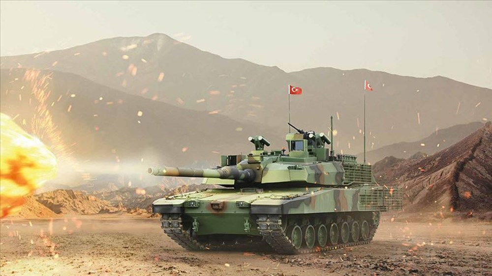 Mayına karşı korumalı Türk zırhlısı: COBRA II MRAP (Türkiye'nin yeni nesil yerli silahları) - 79