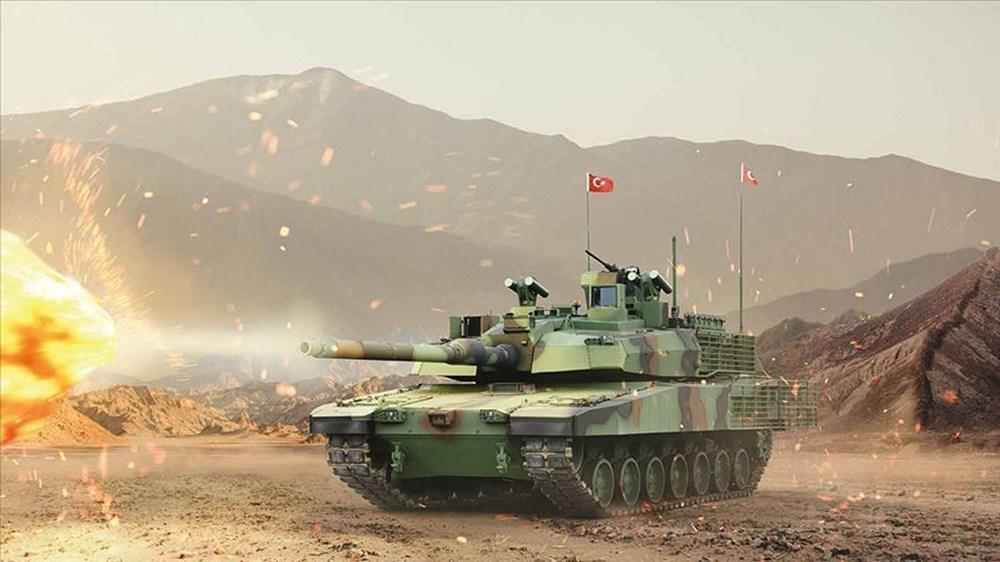 Dijital birliğin robot askeri Barkan göreve hazırlanıyor (Türkiye'nin yeni nesil yerli silahları) - 95