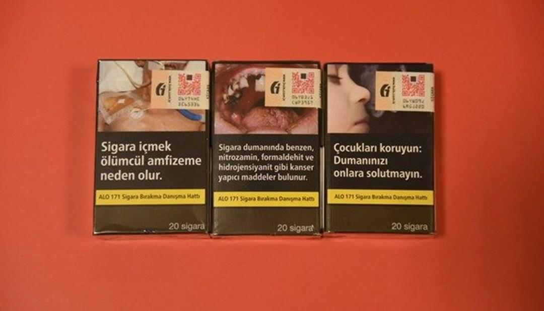"""""""Sigarada düz paket uygulaması, bir tür tütün kontrol politikasıdır"""""""