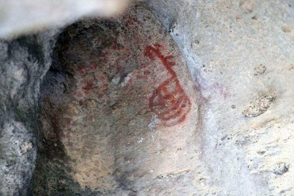 Latmos'daki kaya resimleri, dünyaya kardeşlik mesajıyla tanıtılacak - 2
