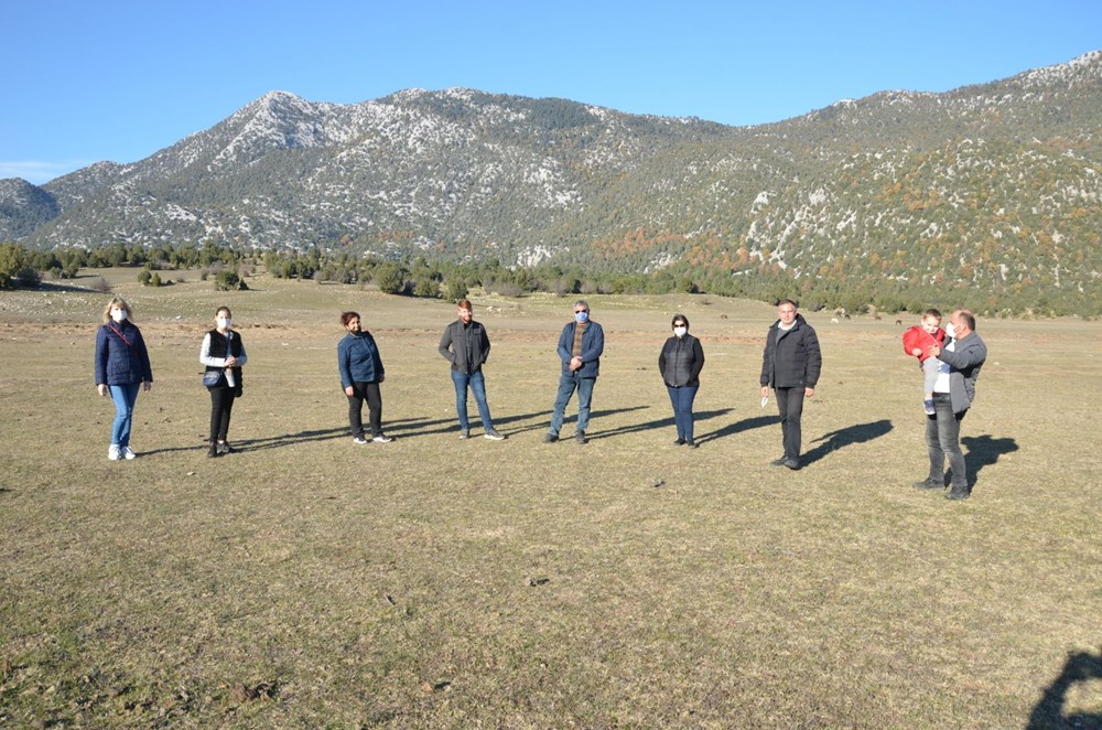 Soyları Osmanlı süvari birliğine dayanıyor! Torosların vahşi güzelliği 'Yılkı atları' - 9