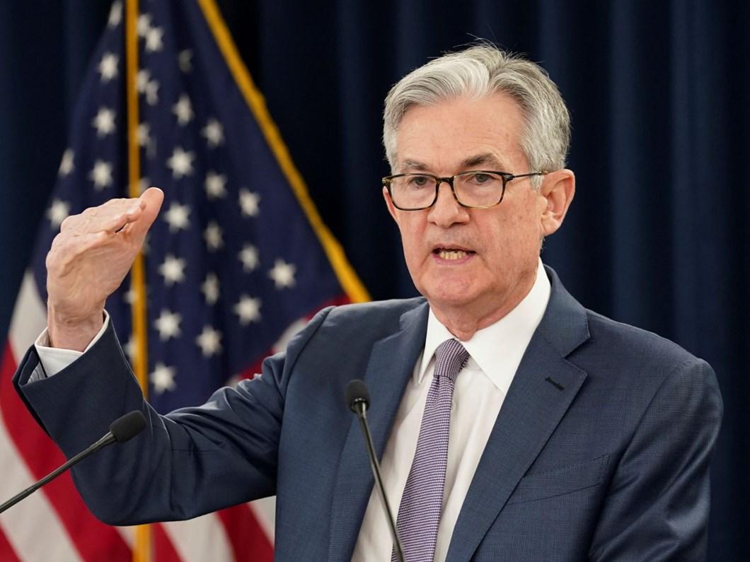 Fed Başkanı Powell: Ekonomi, istihdam ve enflasyon hedeflerimizden çok uzak