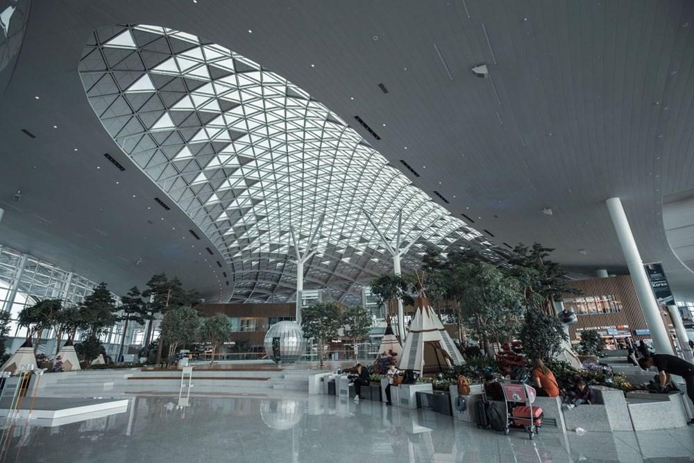Dünyanın en iyi havalimanları: İstanbul Havalimanı 85 sıra yükseldi, en gelişmiş havalimanı seçildi - 4