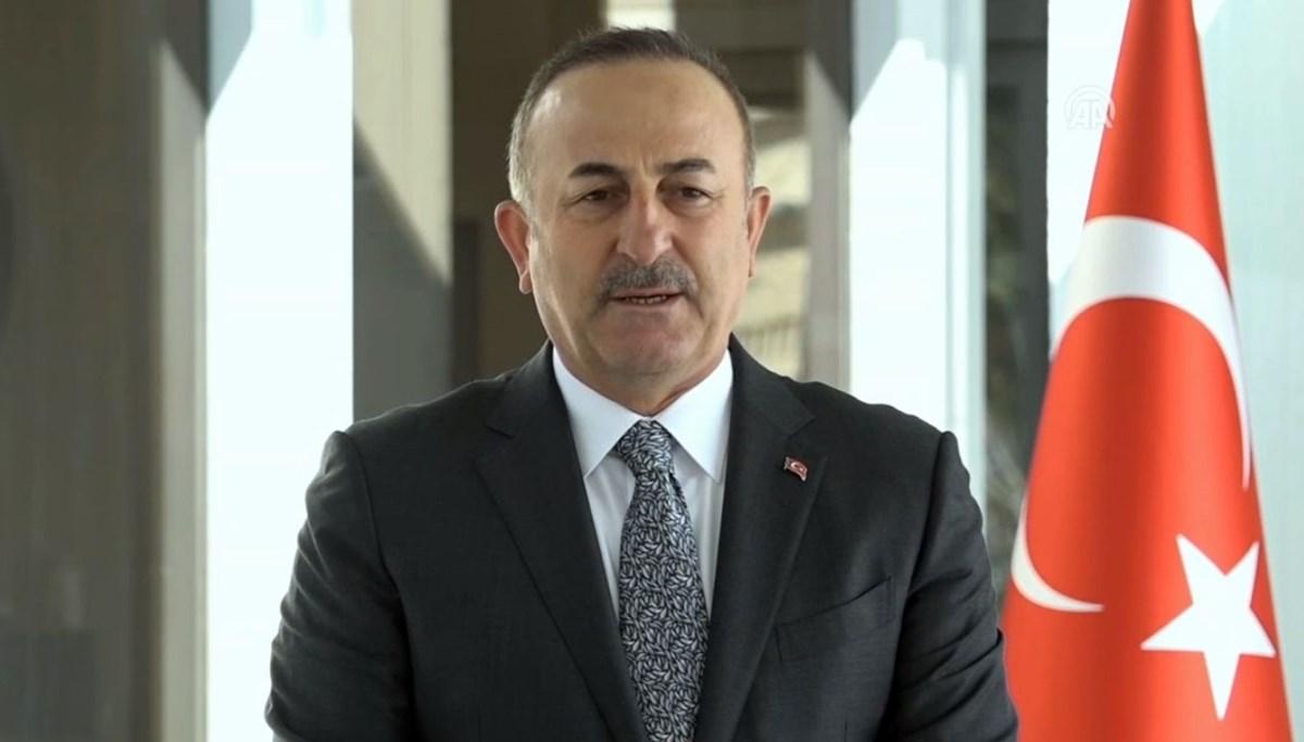 SON DAKİKA HABERİ: Dışişleri Bakanı Çavuşoğlu'ndan Yunanistan-Mısır anlaşmasına tepki