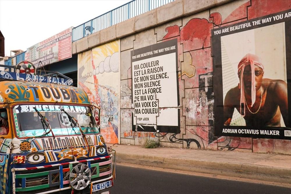 Afrikalı sanatçılar, Olduğun gibi güzelsin isimli çağdaş sanat projesinde birleşti - 8