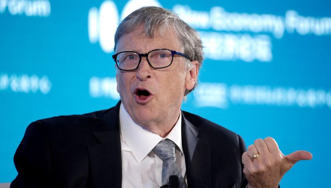 Bill Gates'ten 'Bitcoin madenciliği' uyarısı
