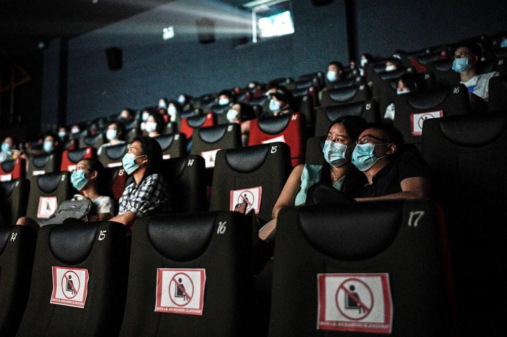 Box Office Çin: 2021'e hızlı girildi, yılbaşı hafta sonu gişe rekoru geldi - 8