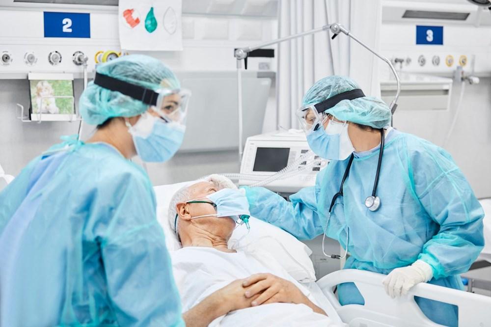 The Economist: Pandemi sırasında dünya çapında 7 ile 13 milyon ölüm meydana geldi - 5