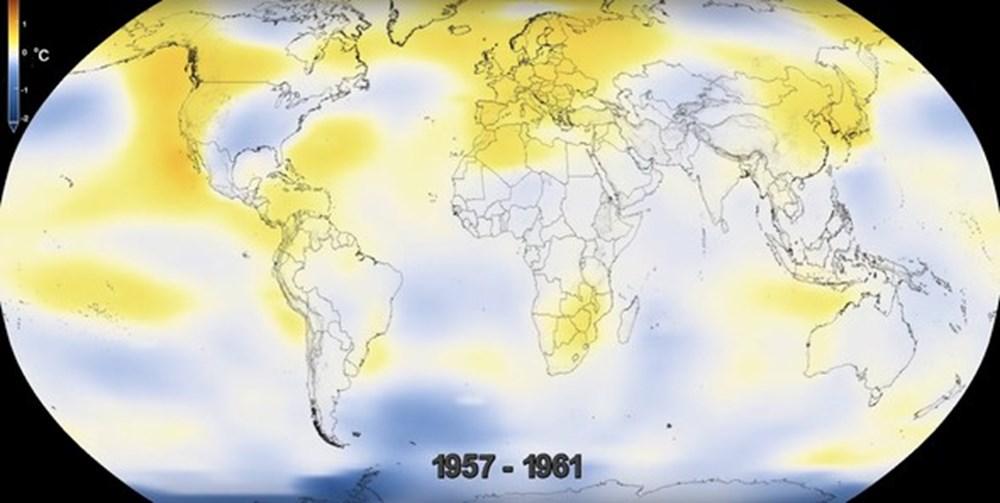 Dünya 'ölümcül' zirveye yaklaşıyor (Bilim insanları tarih verdi) - 87