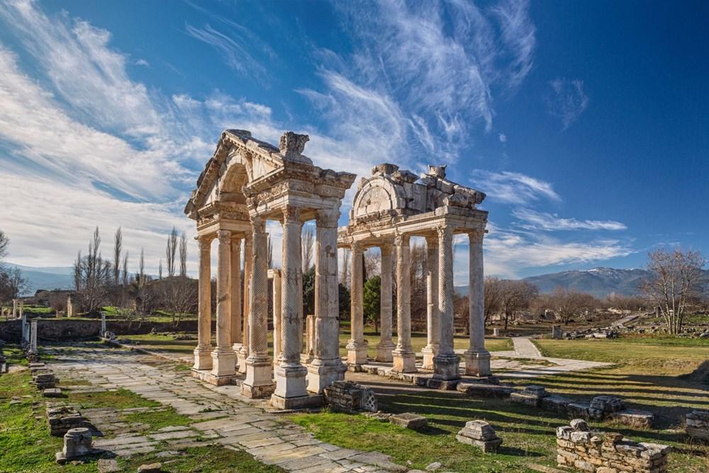 Türkiye'nin kültürel serveti: Ege'nin görkemli antik kentleri - 32