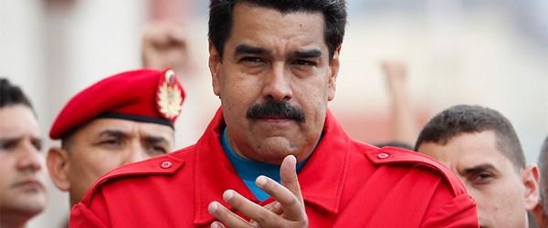 Maduro: Dünya Kupası'nı aslında Afrika kazandı