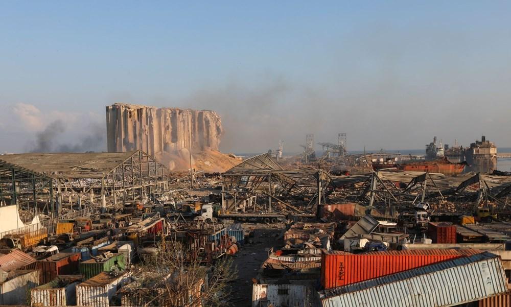Beyrut'ta patlama: 100 kişi öldü, iki hafta OHAL ilan edildi - 16