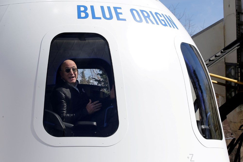 Blue Origin yakında fırlatılacak: Bezos da uzaya gidiyor - 2