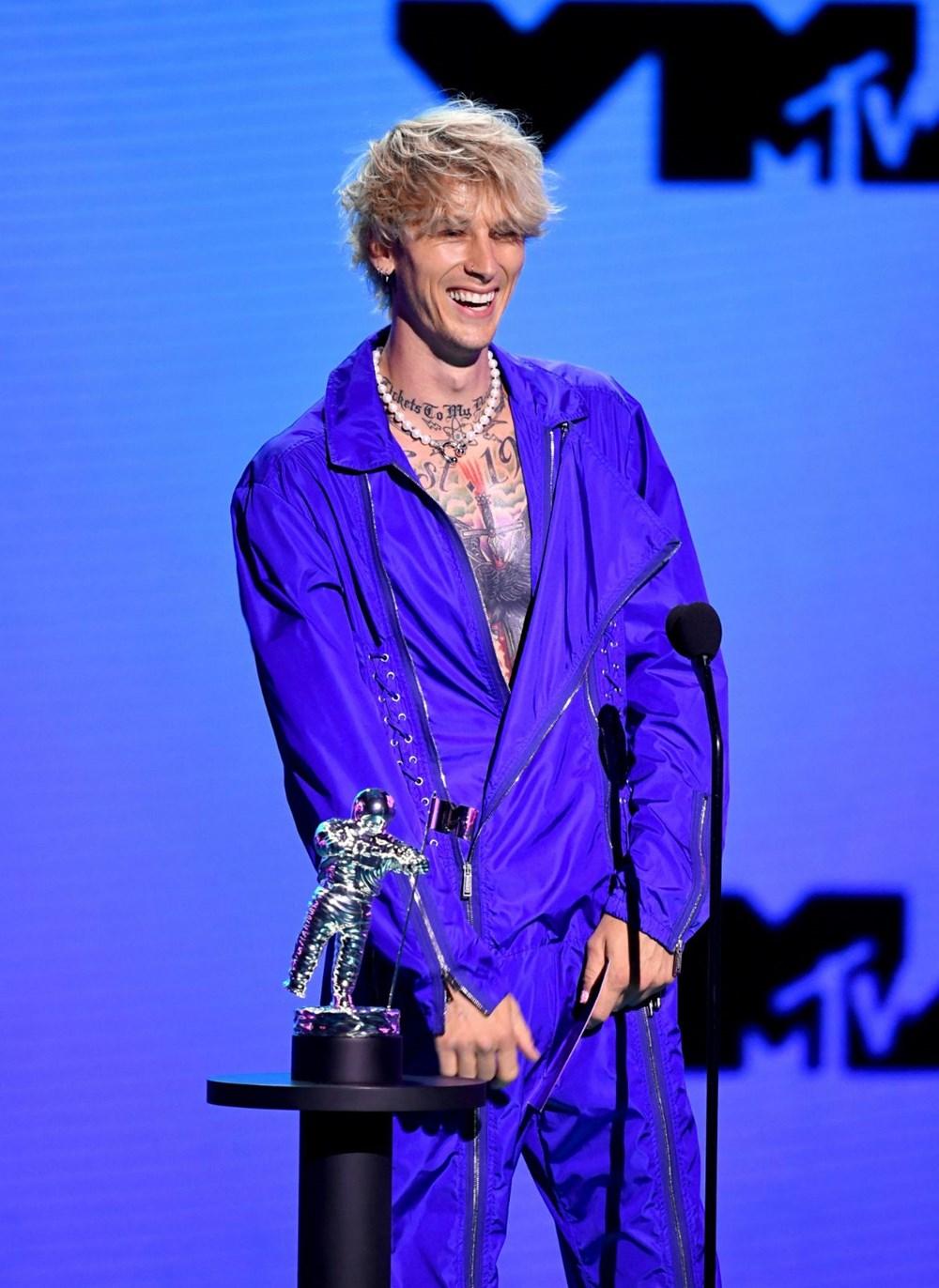 2020 MTV Video Müzik Ödülleri sahiplerini buldu - 9