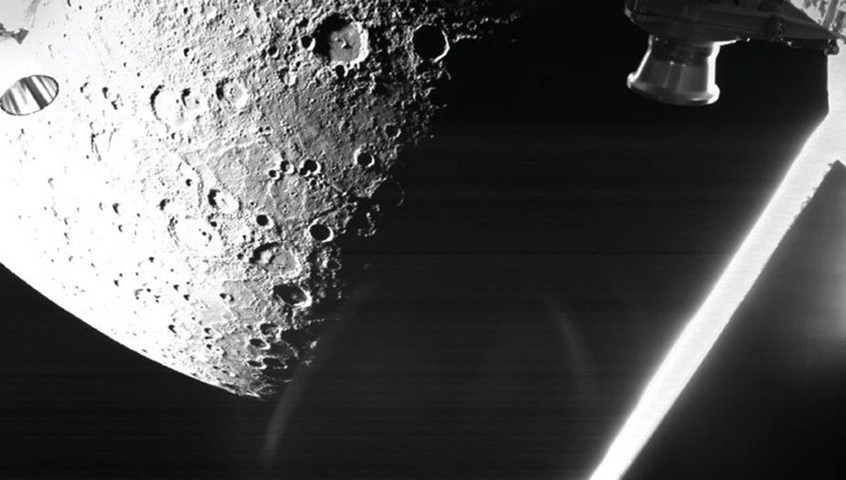 Merkür görevinde önemli gelişme: BepiColombo ilk fotoğrafları gönderdi