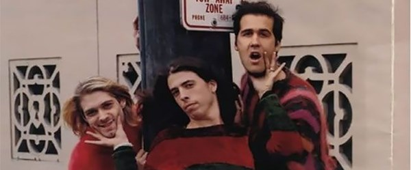 Nirvana'nın 1993 yılı dergi fotoğrafları ortaya çıktı