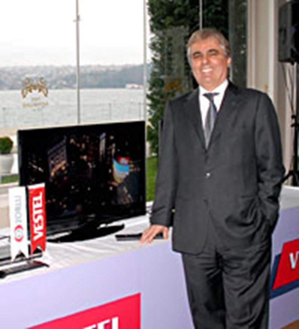 """İhsaner Alkım: """"DVB-T2 teknolojili televizyon üretimi 2010'un ikinci yarısında başlıyor"""""""