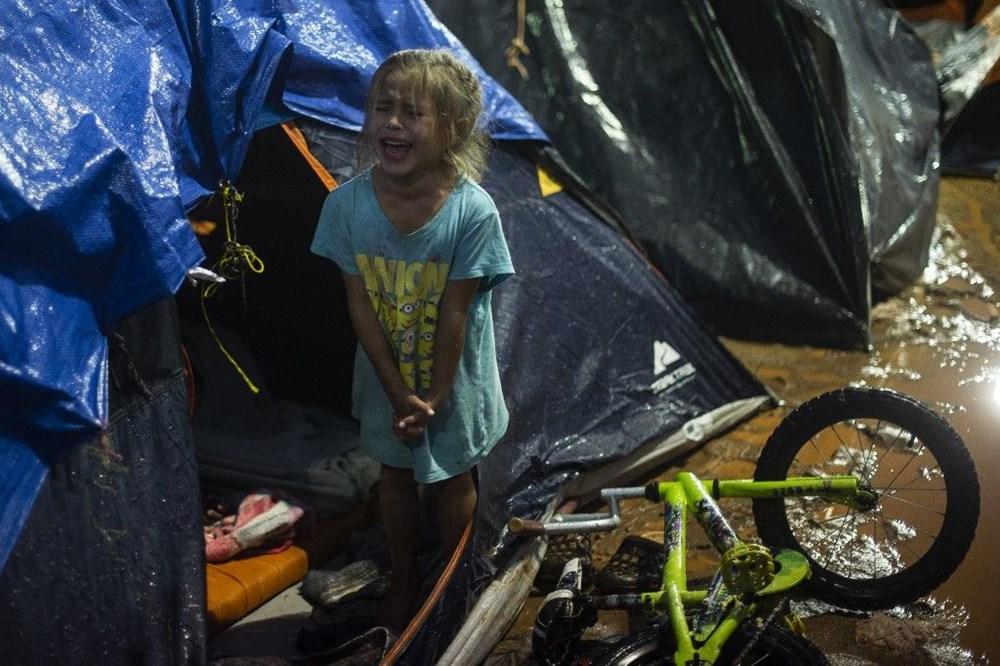 ABD'nin sığınmacı kamplarındaki çocuklar yaşadıklarını anlattı: Pişmemiş et yiyoruz ve cinsel istismara maruz kalıyoruz - 7