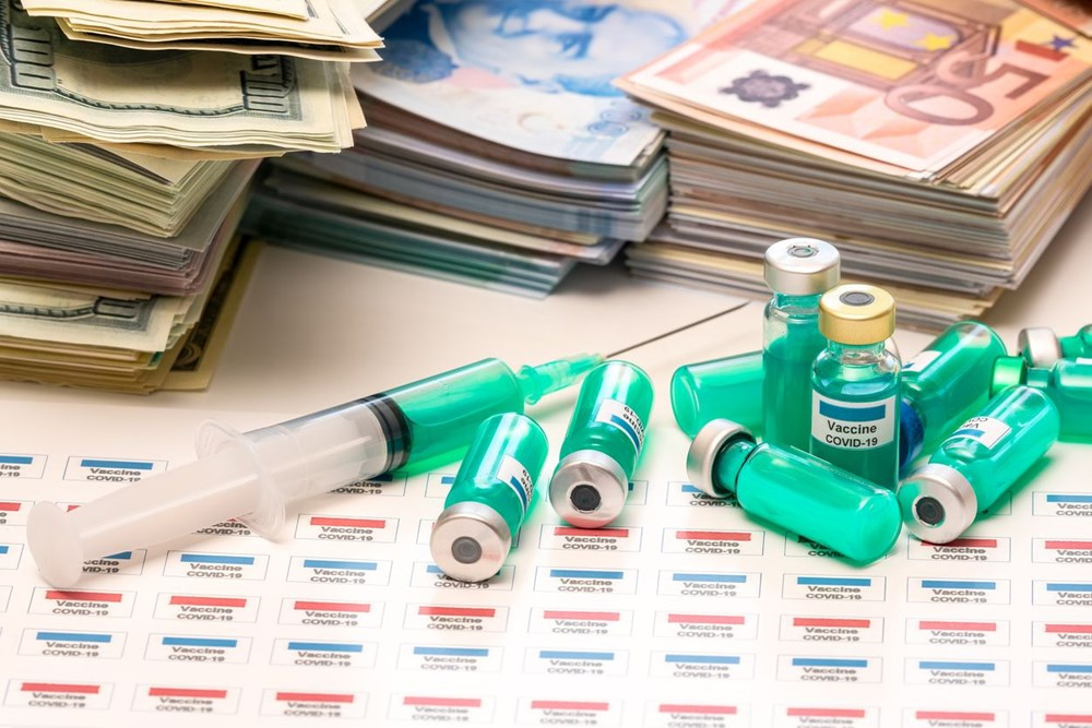Covid-19 aşısı etkisi: Moderna 16, BioNTech10 kat değerlendi - 2
