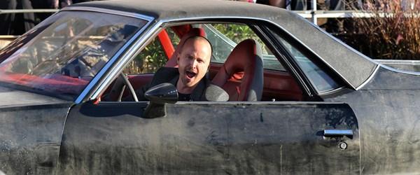 Breaking Bad'in film uyarlaması El Camino'nun galası yapıldı