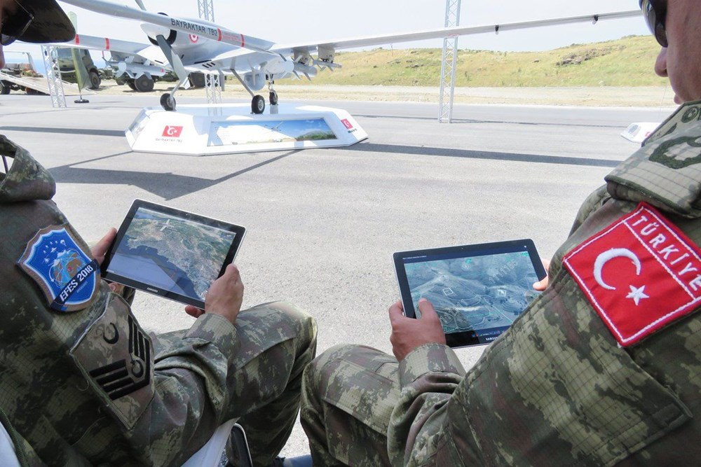 Türkiye'nin insansız deniz aracı sürüsü göreve hazırlanıyor (Türkiye'nin yeni nesil yerli silahları) - 241