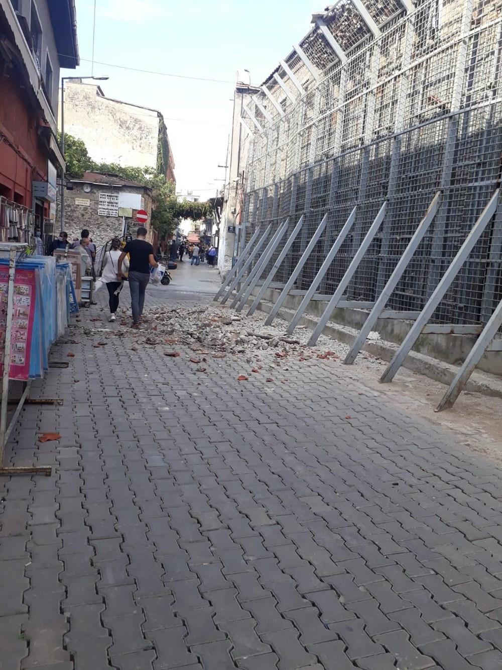 Son Deprem: İzmir'deki 6.6'lık depremden kareler - 13