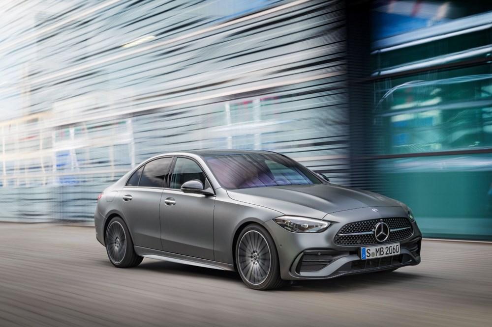Yeni Mercedes-Benz C-Serisi tanıtıldı - 12