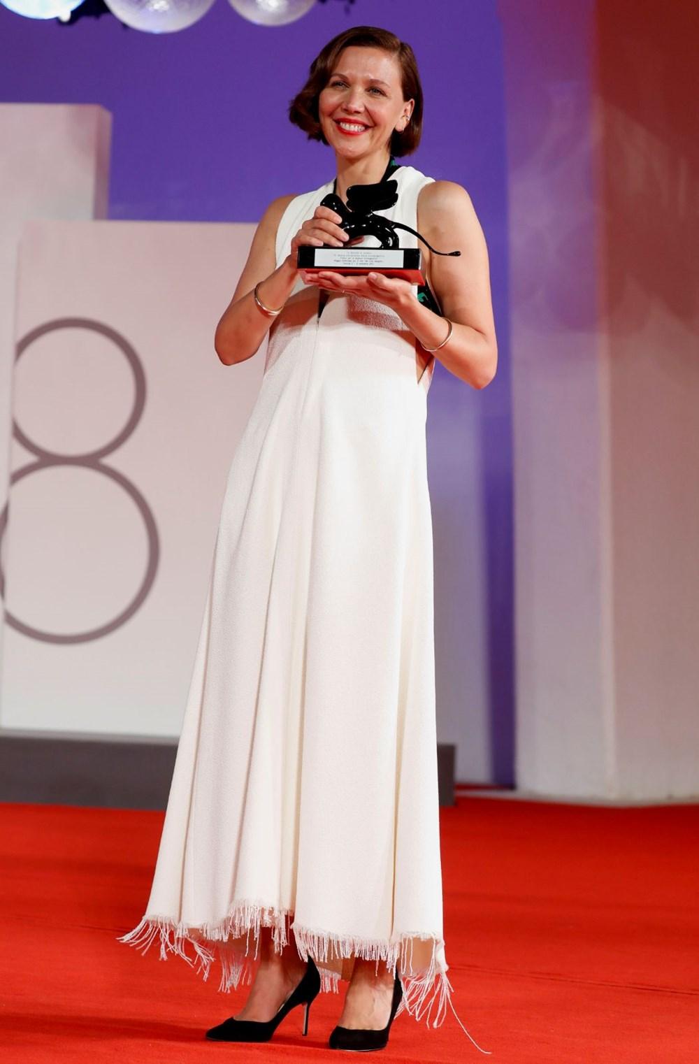 78. Venedik Film Festivali ödül gecesiyle sona erdi - 7
