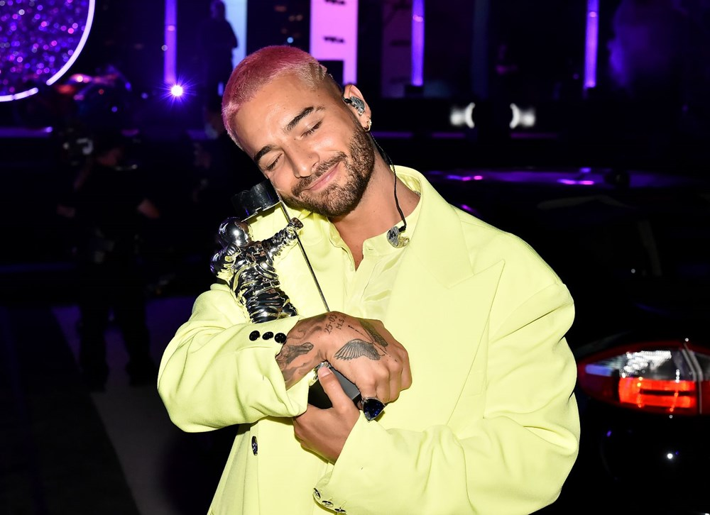2020 MTV Video Müzik Ödülleri sahiplerini buldu - 10