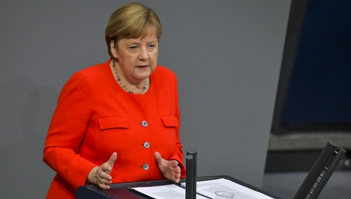 Almanya'dan Yunanistan'a destek mesajı