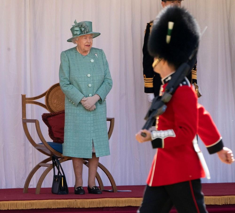 Kraliçe Elizabeth'e corona etkili kısıtlı doğum günü kutlaması (Kraliyet tarihinde bir ilk) - 3