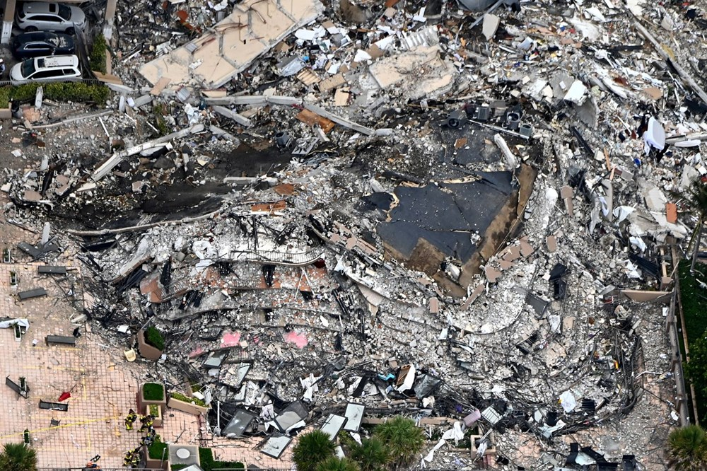 Building collapsed in the USA: Loss of life increased to 4, 159 people missing - 38