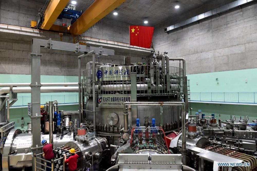 Çin'in sonsuz enerji kaynağı yapay Güneş'i rekor kırdı: Gerçeğinden 10 kat daha sıcak - 2