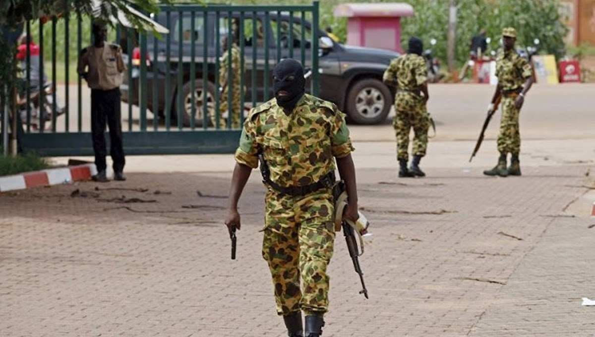 Burkina Faso'da can kaybı 160'a yükseldi