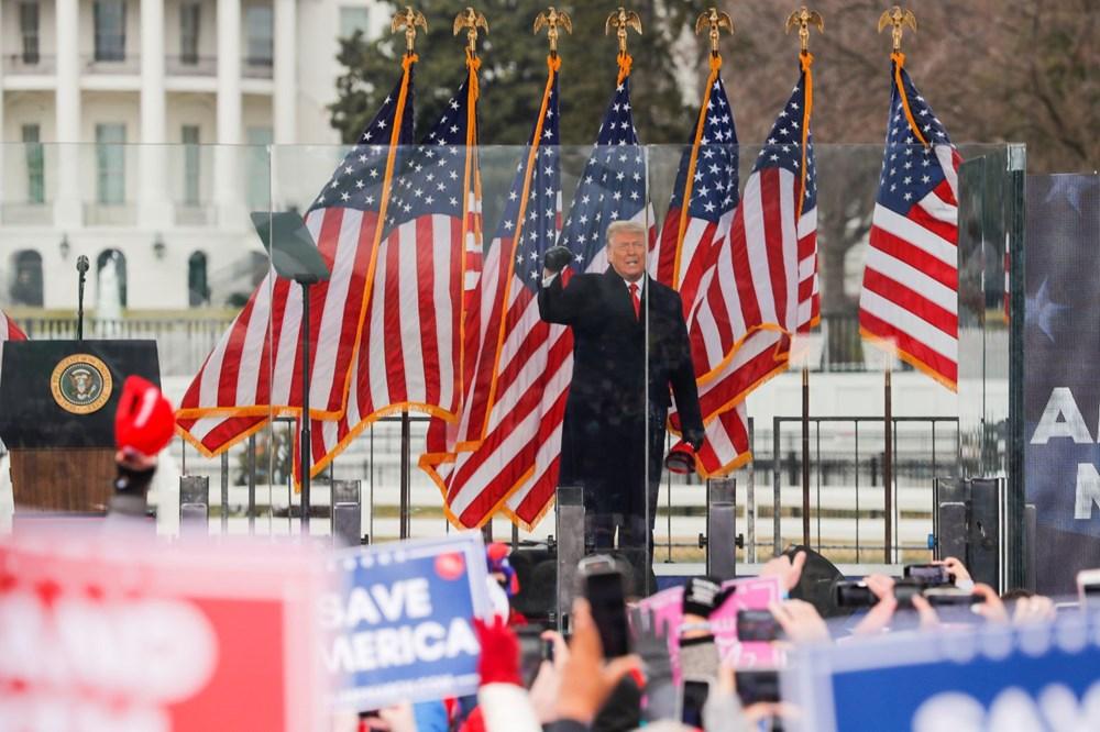 ABD Başkanı Trump: Asla yenilgiyi kabullenmeyeceğim, pes etmeyeceğim - 2