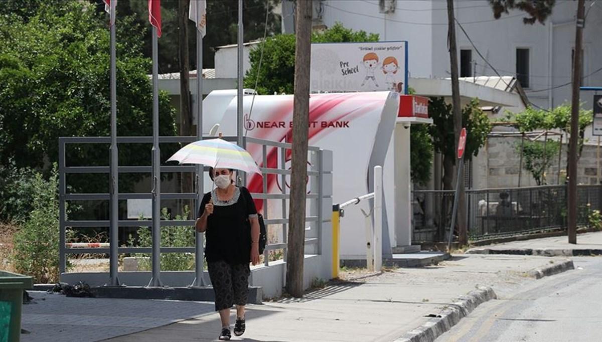 KKTC'de aşırı sıcaklar nedeniyle 'dışarıda çalışmaya' sınırlama