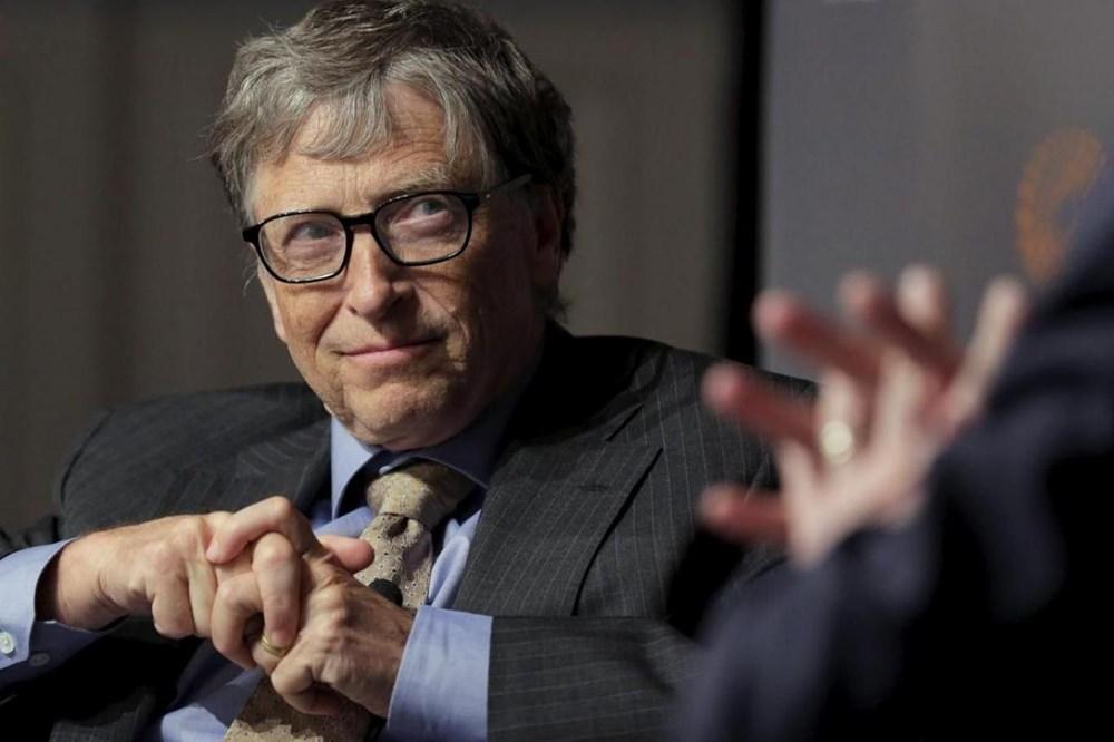 Bill Gates'ten corona virüs iddialarına yanıt - 1