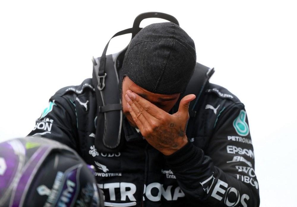 Lewis Hamilton 7. kez dünya şampiyonu - 6