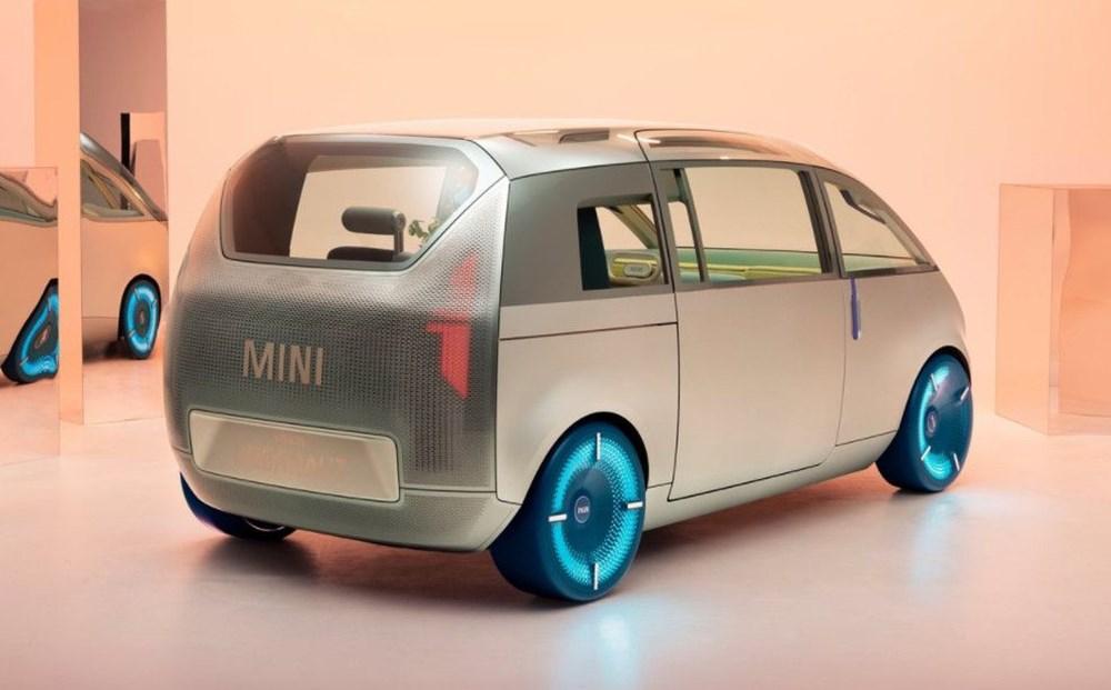 MINI, Vision Urbanaut konseptini tanıttı - 12