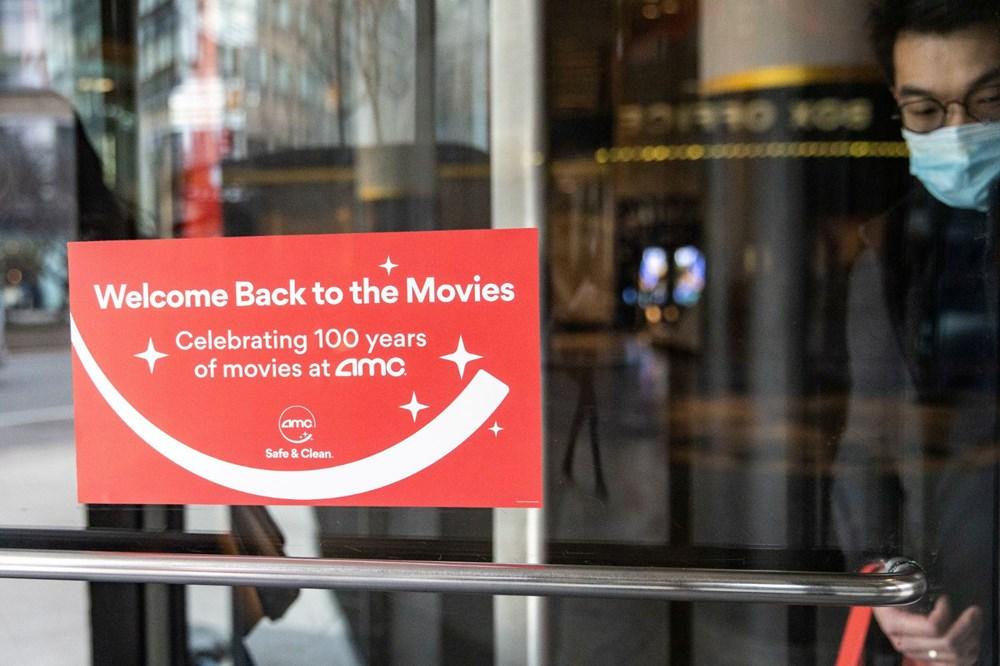 New York 14 ayın ardından normale döndü: Sosyal mesafe ve maske kaldırıldı, işletmeler tam kapasiteyle açıldı - 7