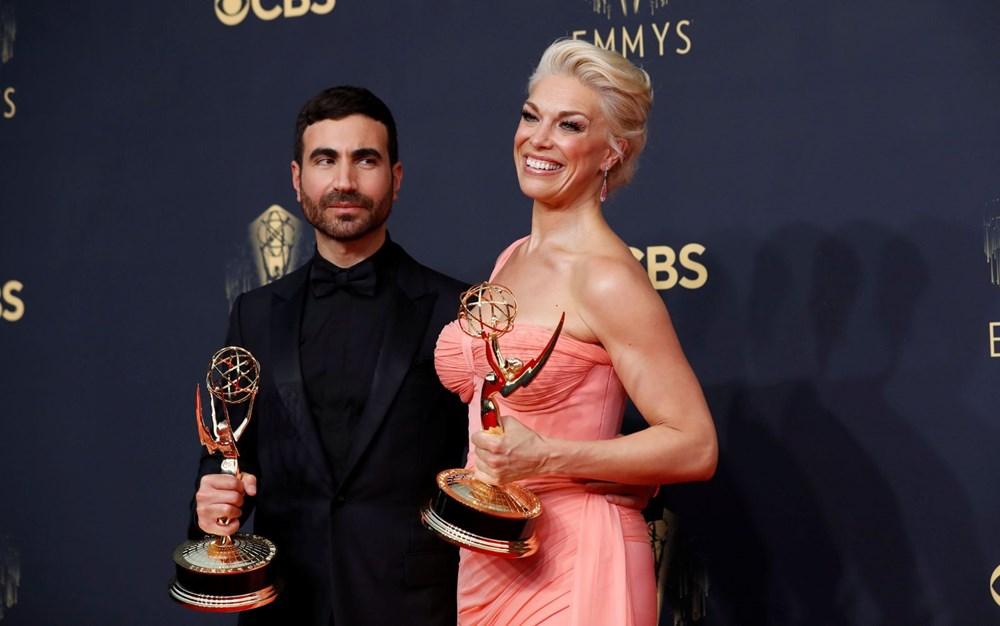 2021 Emmy Ödülleri'nin sahipleri belli oldu (73. Emmy Ödülleri'ni kazananlar) - 9