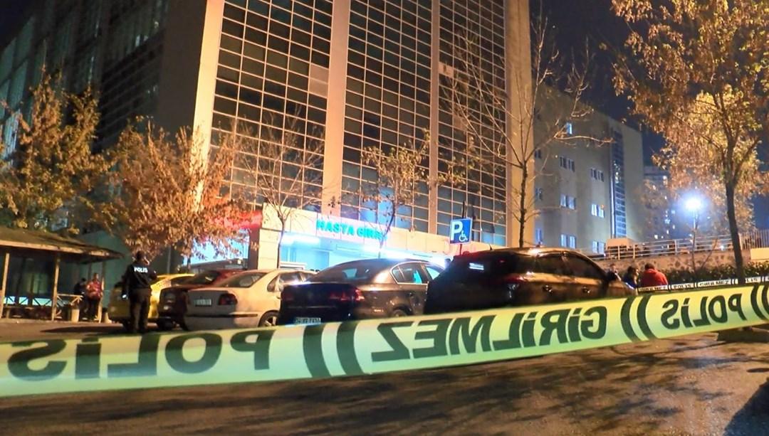 Hastane önünde silahlı kavga: 3 yaralı