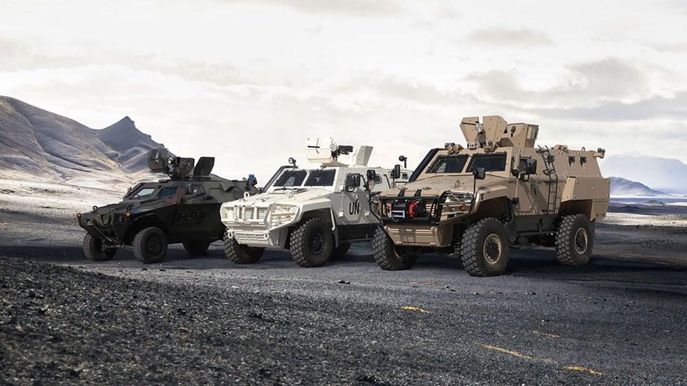 Dijital birliğin robot askeri Barkan göreve hazırlanıyor (Türkiye'nin yeni nesil yerli silahları) - 19