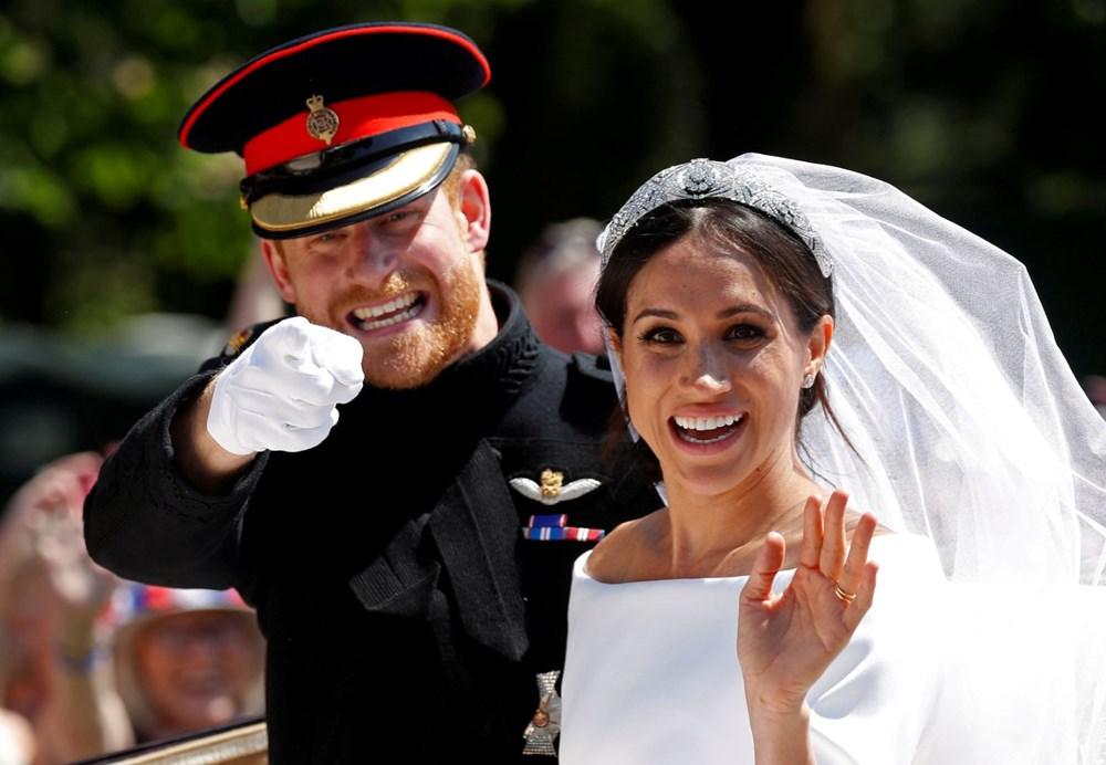 Prens Harry ve eşi Düşes Meghan Markle ikinci çocuklarını beklediklerini açıkladı - 5