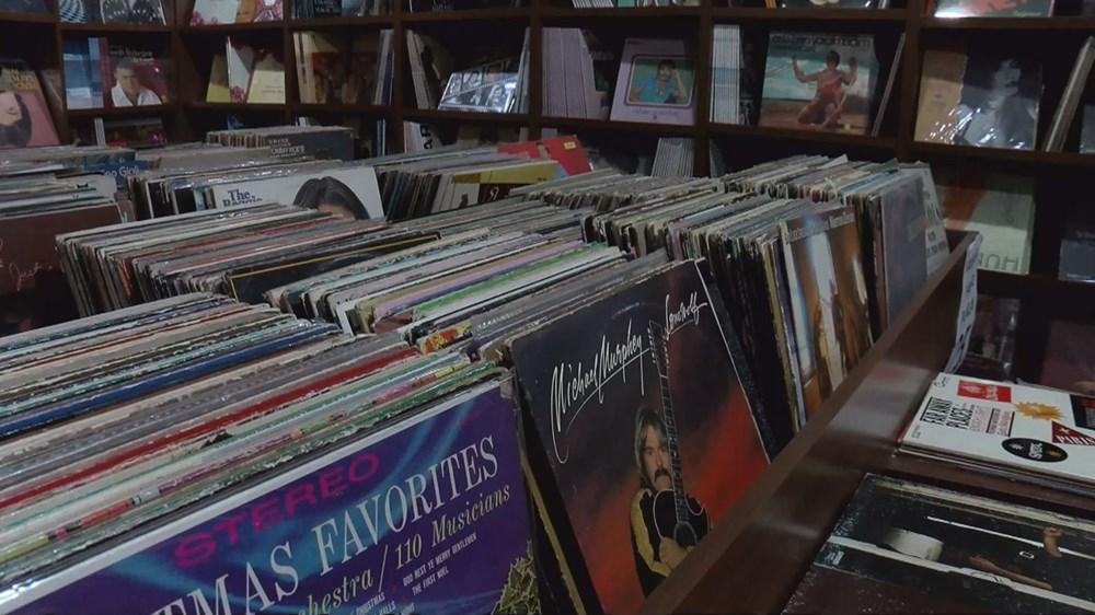 Eski albümler yeniden basıldı: Unkapanı Plakçılar Çarşısı tekrar hareketlendi - 2