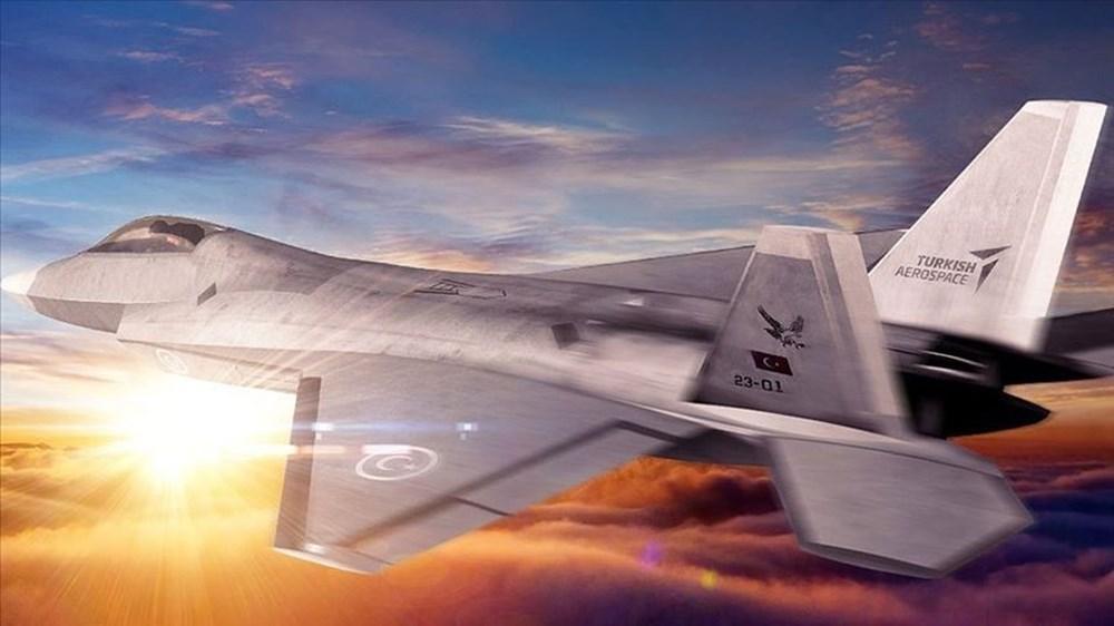 Milli Muharip Uçak ne zaman TSK'ya teslim edilecek? (Türkiye'nin yeni nesil yerli silahları) - 1