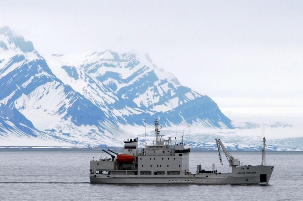 Norveç, ulusal hazinelerini dijital olarak dondurup Arktik arşivinde saklıyor - 2