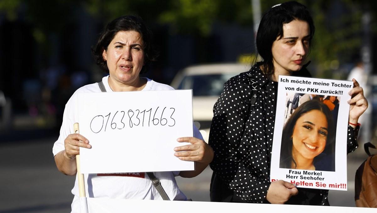 Almanya'da kızı PKK tarafından kaçırılan anne Alman devletine karşı dava açıyor