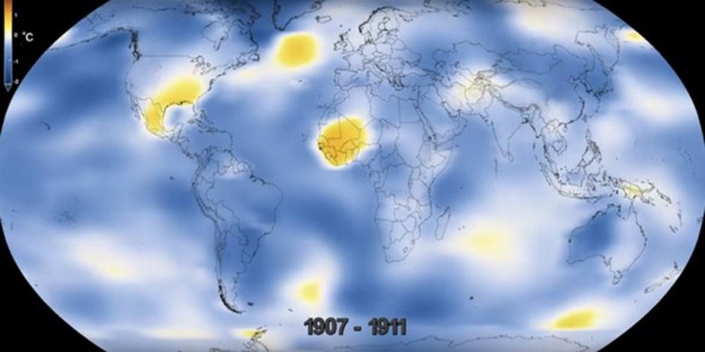 Dünya 'ölümcül' zirveye yaklaşıyor (Bilim insanları tarih verdi) - 36