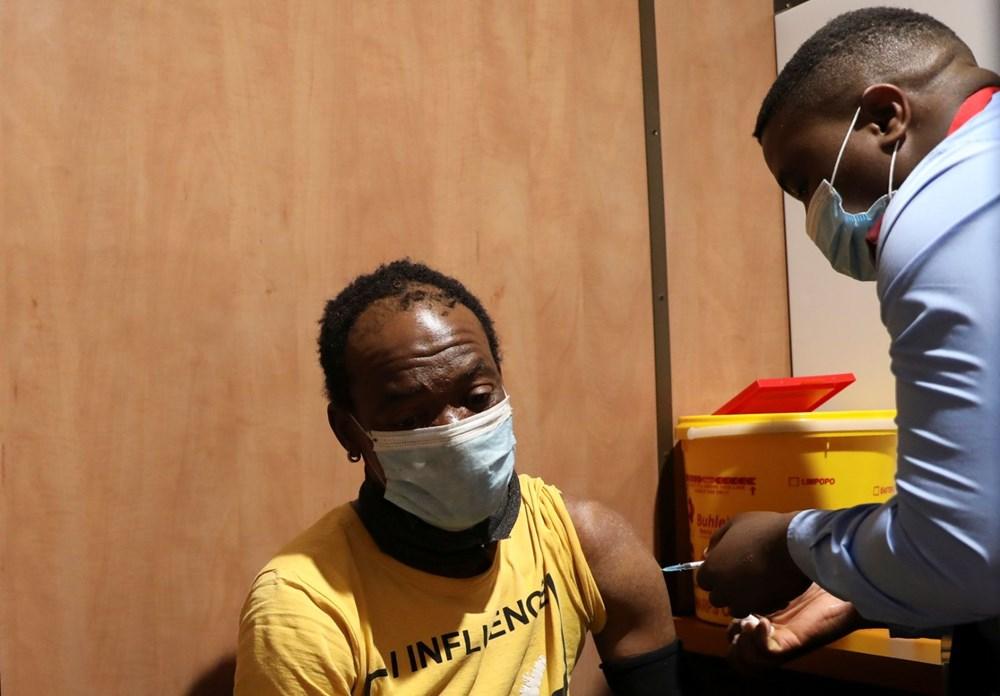 Uygulanan aşı dozu 6 milyarı geçti:  En az15 ülke yüzde 3'ünü bile aşılayamadı - 13